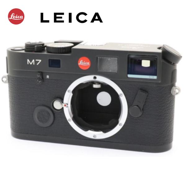 Leicaライカ M7 0.72 JAPAN ブラック